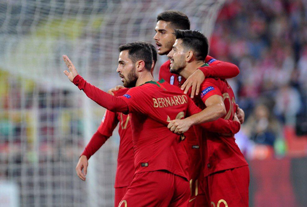 Pepe'nin takımı Portekiz 3 golle kazandı!