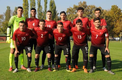 U19 Milli Takımı, Hırvatistan'ı 4 golle mağlup etti!