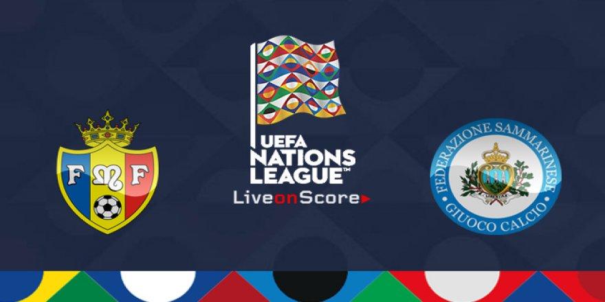Moldova - San Marino maçı CANLI İZLE (12.10.2018)