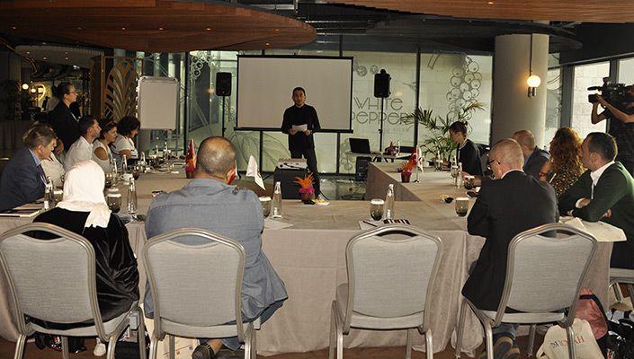 Uluslararası Spor Müzeleri Çalıştayı, Beşiktaş JK Müzesi'nde gerçekleştirildi