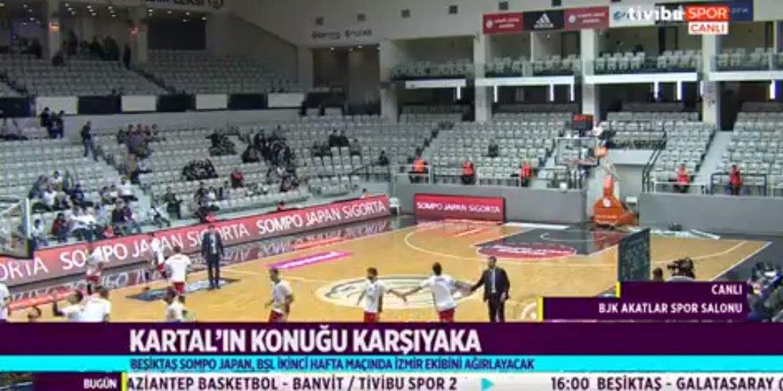 Beşiktaş Sompo Japan - Pınar Karşıyaka maçı hangi kanalda? CANLI izle...