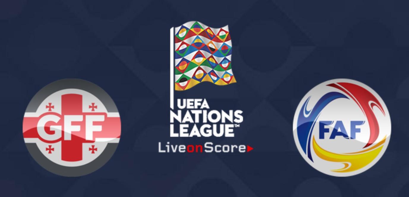 Gürcistan - Andorra maçı CANLI İZLE (13.10.2018)