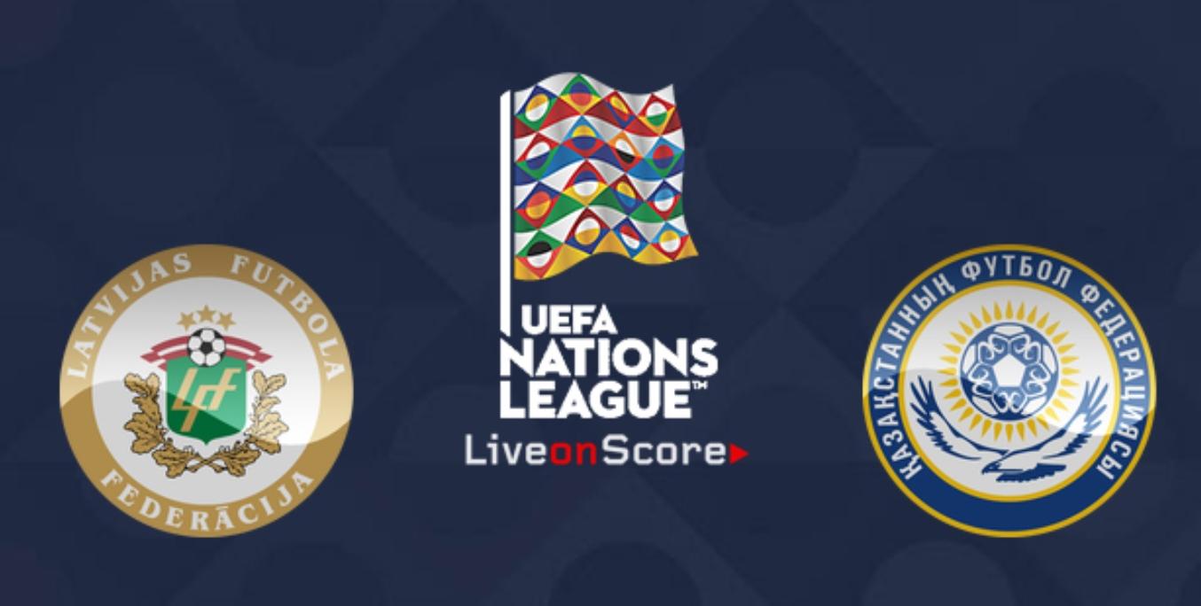 Letonya - Kazakistan maçı CANLI İZLE (13.10.2018)