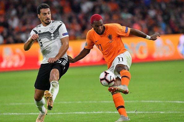 Babelli Hollanda, Almanya'yı mağlup etti!
