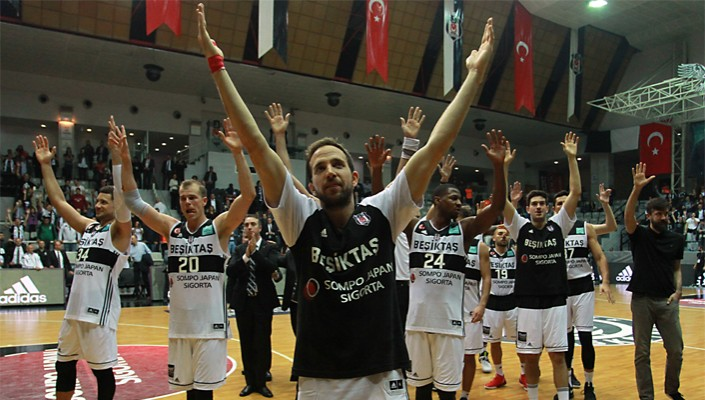 Beşiktaş Sompo Japan'ın Ş.Ligi maçı biletleri satışta