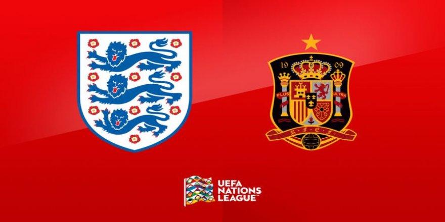 İspanya - İngiltere maçı CANLI İZLE (15.10.2018)