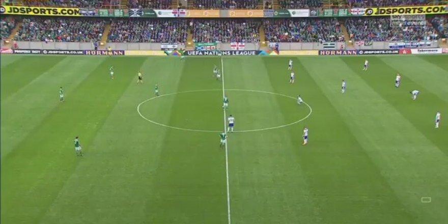 Bosna Hersek - Kuzey İrlanda maçı CANLI İZLE (15.10.2018)