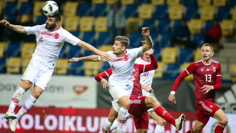 Ümit Milliler, Macaristan'ı devirdi! Beşiktaşlılar kaç dakika sahada kaldı?