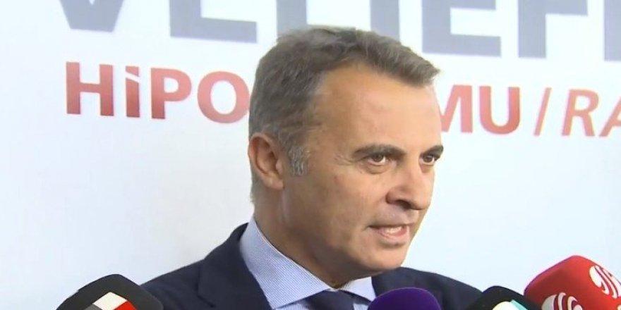"""Fikret Orman'dan """"Yusuf Namoğlu"""" açıklaması: """"Beşiktaş lime lime doğranmaya başlandı"""""""