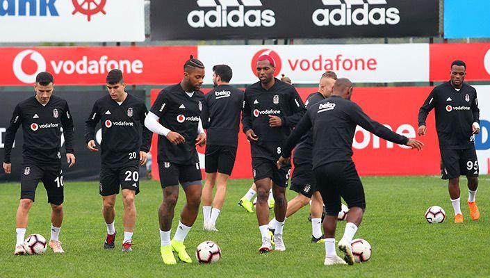 Beşiktaş, Genk maçı hazırlıklarına ara vermeden başlıyor!