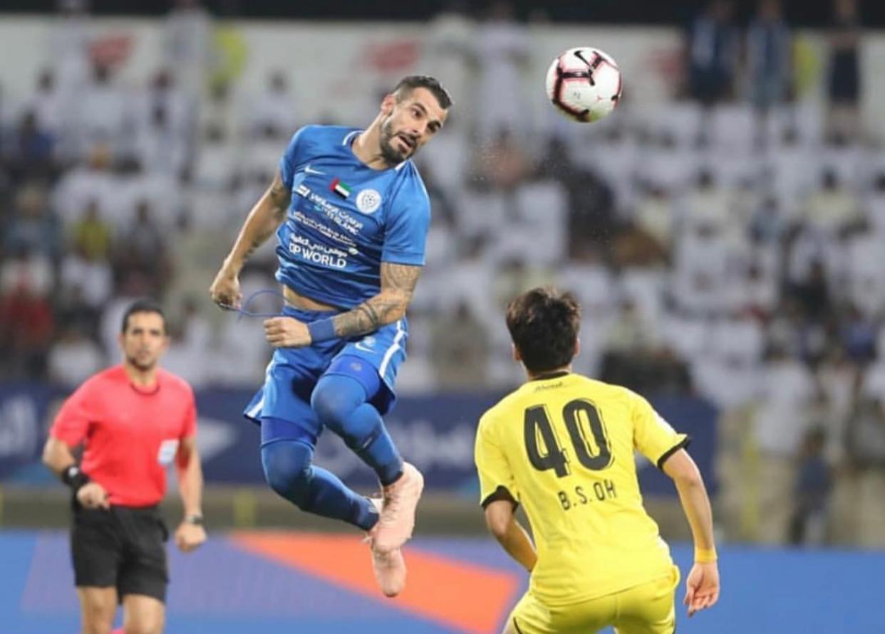 Alvaro Negredo attı, El Nasr farklı kazandı!