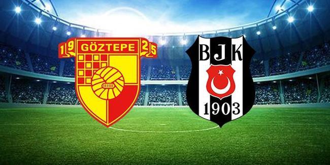 Göztepe - Beşiktaş maçı öncesi istatistikler