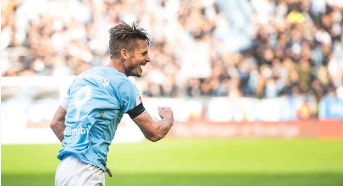 Beşiktaş'ın rakiplerinden Malmö 2 golle kazandı!