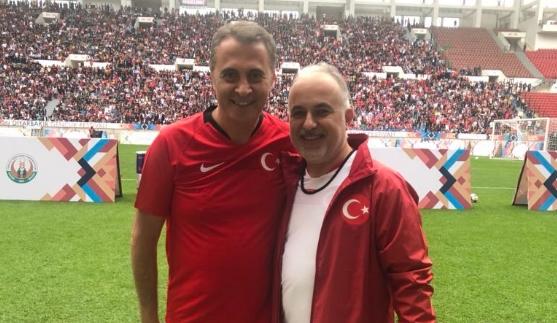 Fikret Orman, Diyarbakır'da Gençlik Festivali'nde yer aldı