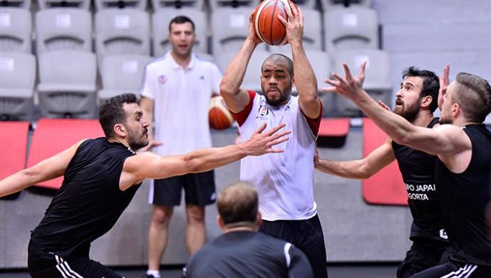 Beşiktaş'ta Best Balıkesir hazırlıkları başladı