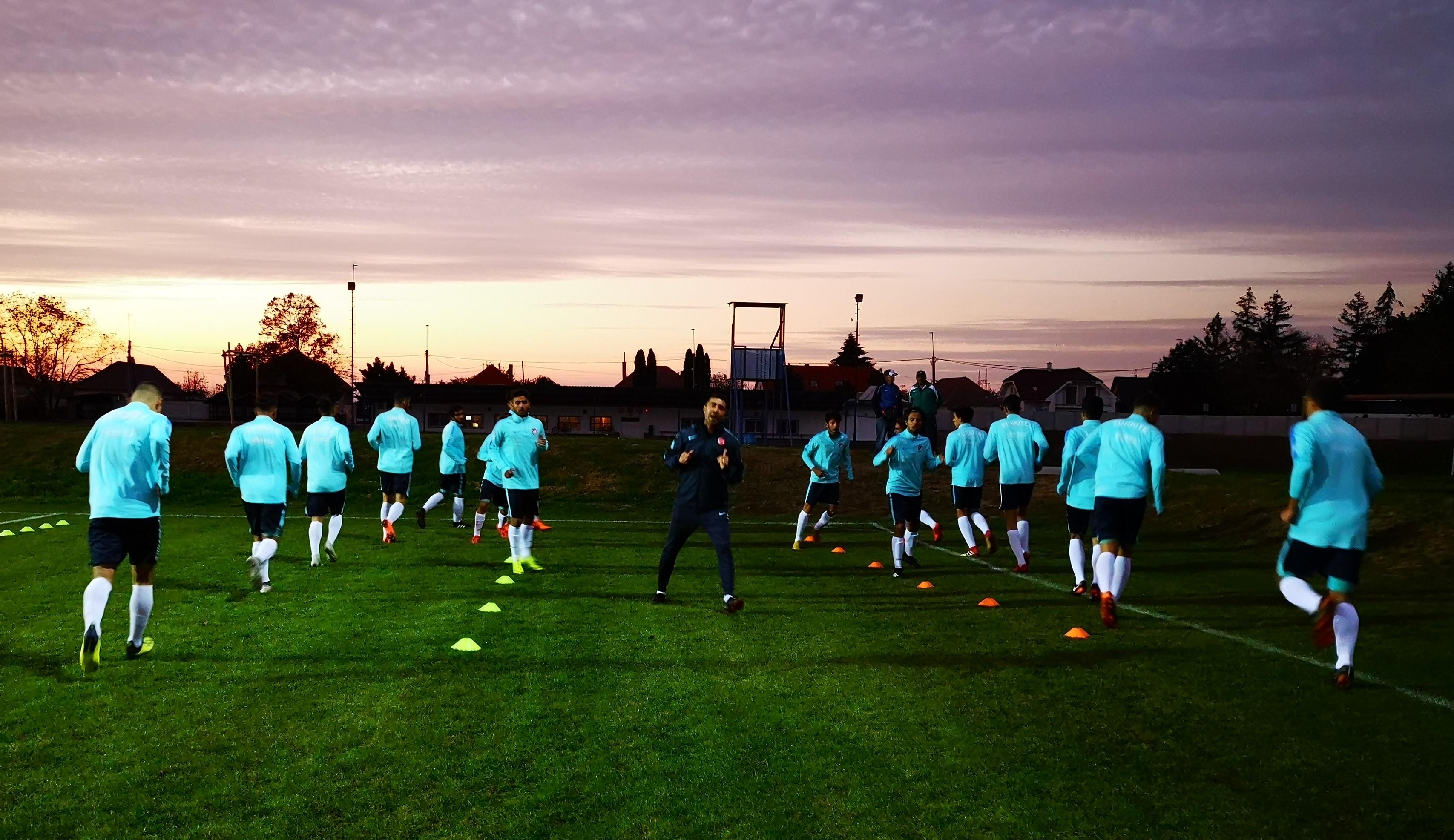 U18 Milli Takımı'na Beşiktaş'tan 7 futbolcu çağırıldı