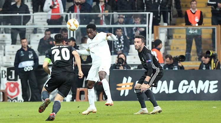 Beşiktaş Genk özet İZLE (Beşiktaş Genk maçı önemli anlar)