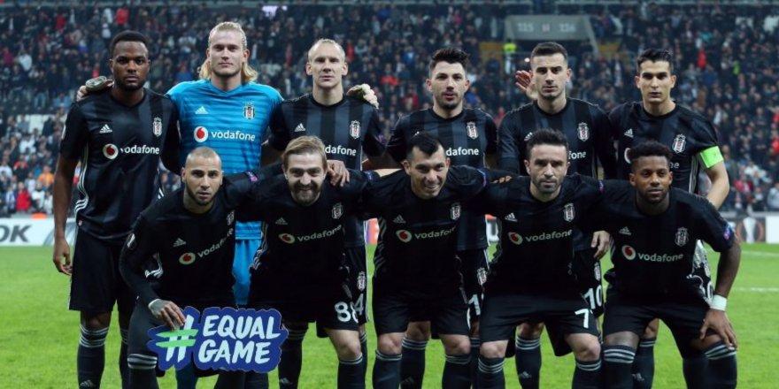 İşte Beşiktaş'ın grubundaki son puan durumu