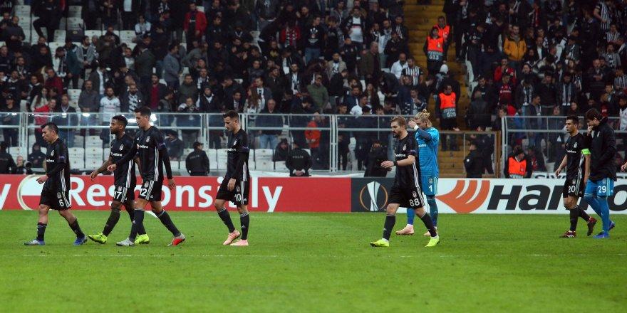 """""""Beşiktaş'ı bir Avrupa maçında hiç böyle görmedik"""""""