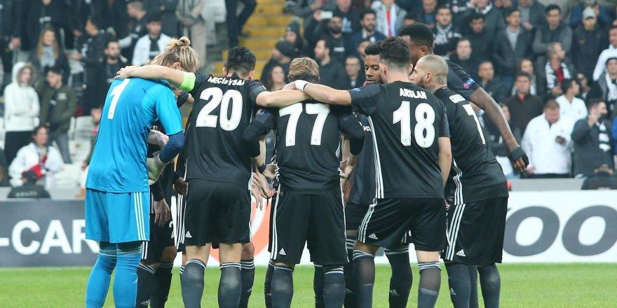 Bein Sports özet izle - Beşiktaş Genk ÖZET İZLE (geniş)