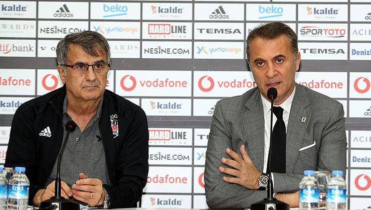 Beşiktaş'ta transfer zamanı