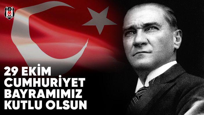 """""""Cumhuriyetimizin 95. Yılı Kutlu Olsun"""""""