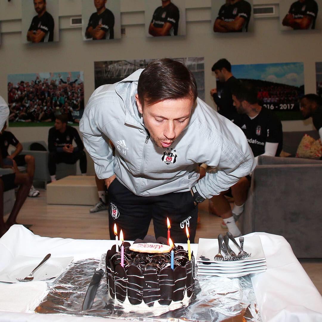 Guti'nin doğum günü kutlandı!