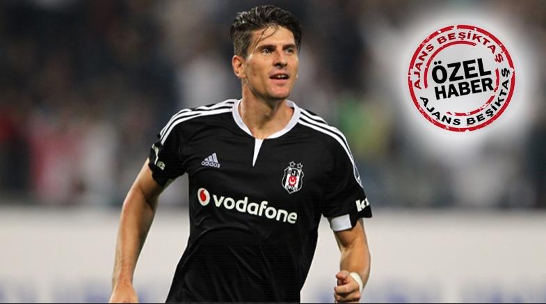 ÖZEL | Mario Gomez, Beşiktaş'tan servet istedi!