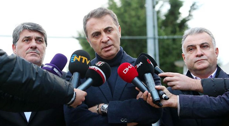 """Fikret Orman'dan gündeme dair açıklamalar: """"Ligi şampiyon olarak bitireceğmize inanıyorum"""""""