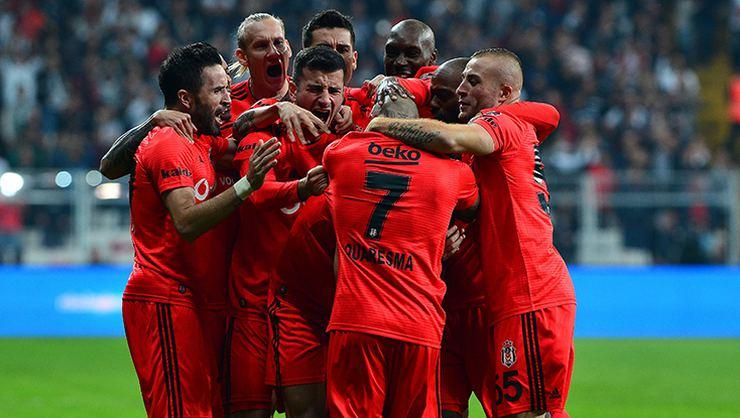 Beşiktaş'ın gruptan çıkma ihtimalleri ne? İşte tüm detaylar