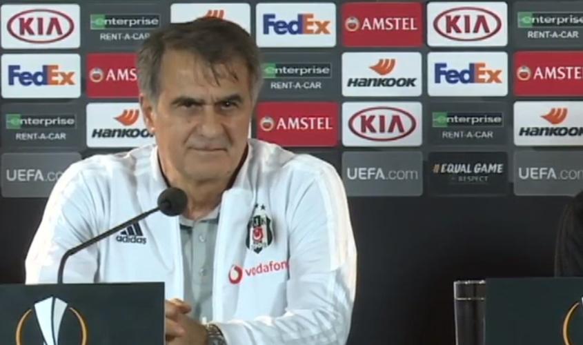 """Şenol Güneş: """"Mustafa Pektemek gitmeye yakındı ama..."""""""
