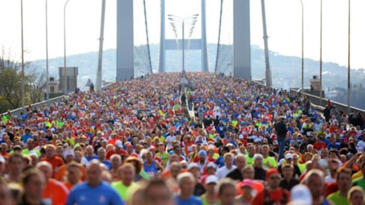 Vodafone İstanbul Maratonu'nda down sendromlu çocuklar için koşulacak