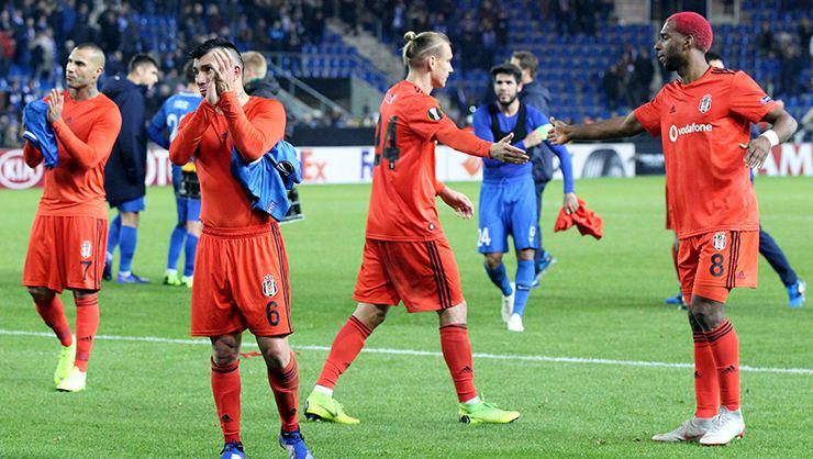 Beşiktaş iyi savunuyor ama çok gol yiyor