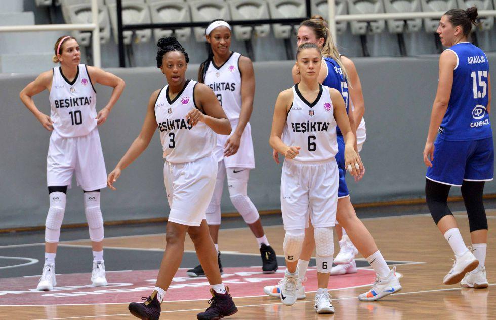 A Milli Kadın Basketbol Takımı aday kadrosu açıklandı! Beşiktaş'tan...