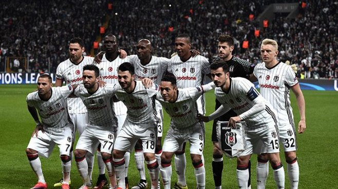 Beşiktaş'ta 3 futbolcu sınırda!