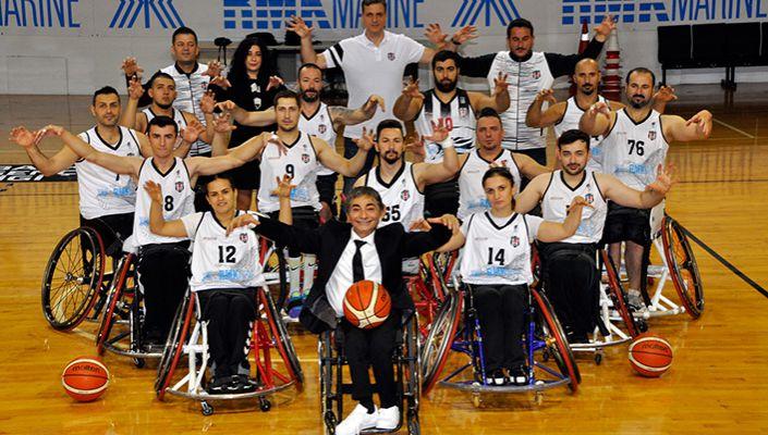 Beşiktaş RMK Marine'in Avrupa programı belli oldu