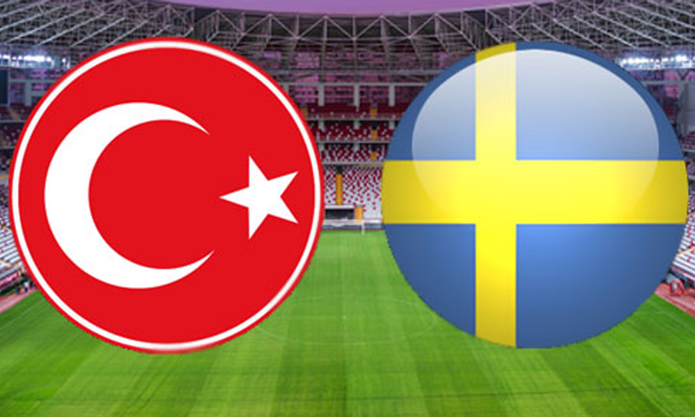 Türkiye - İsveç milli maç ne zaman ve hangi kanalda?