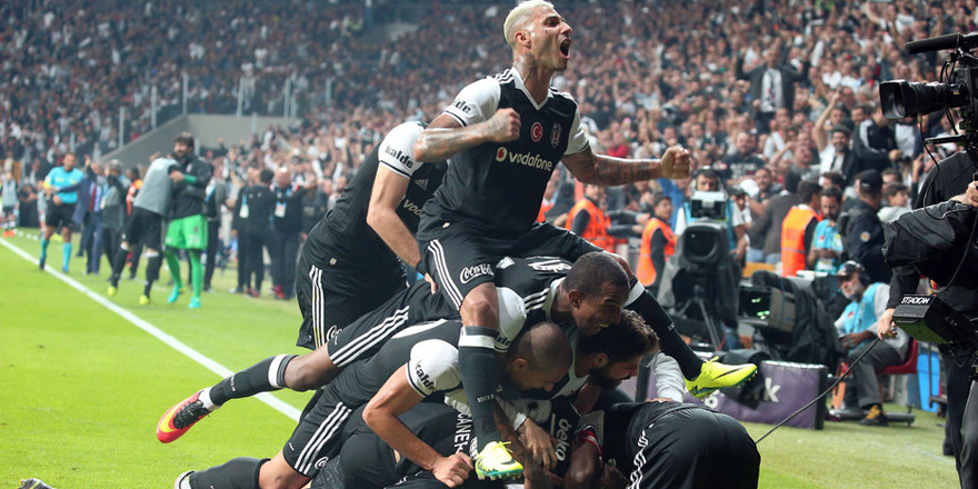 Beşiktaşlılardan futbolculara mektup!