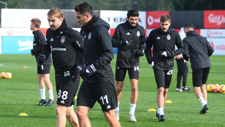 Beşiktaş, hazırlık maçında İstanbulspor'u 2-1 yendi