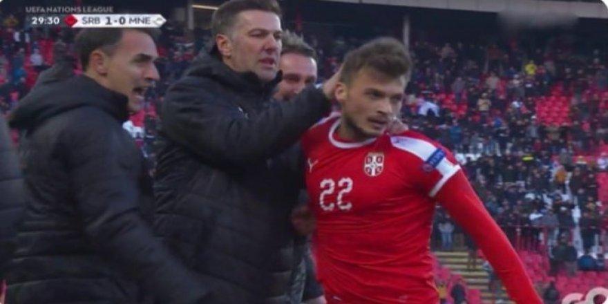 Sırbistan, Karadağ'ı 2-1 yendi! İşte Adem Ljajic'in attığı gol