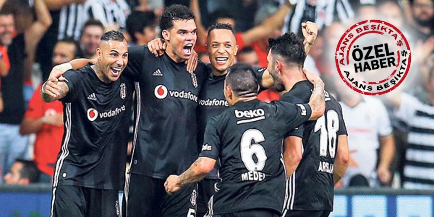 ÖZEL | Beşiktaş'ta iç transfer görüşmeleri başlıyor