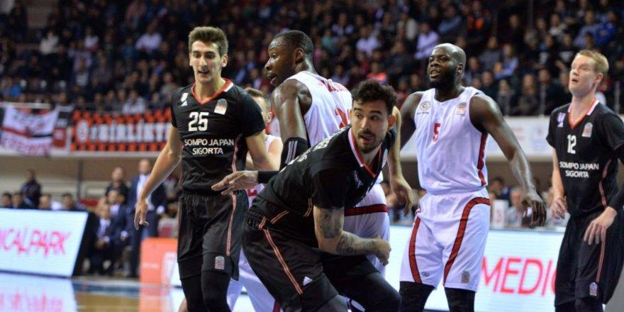 Beşiktaş Sompo Japan deplasmanda kaybetti