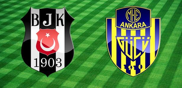 Ankaragücü - Beşiktaş maçı biletleri satışa çıktı