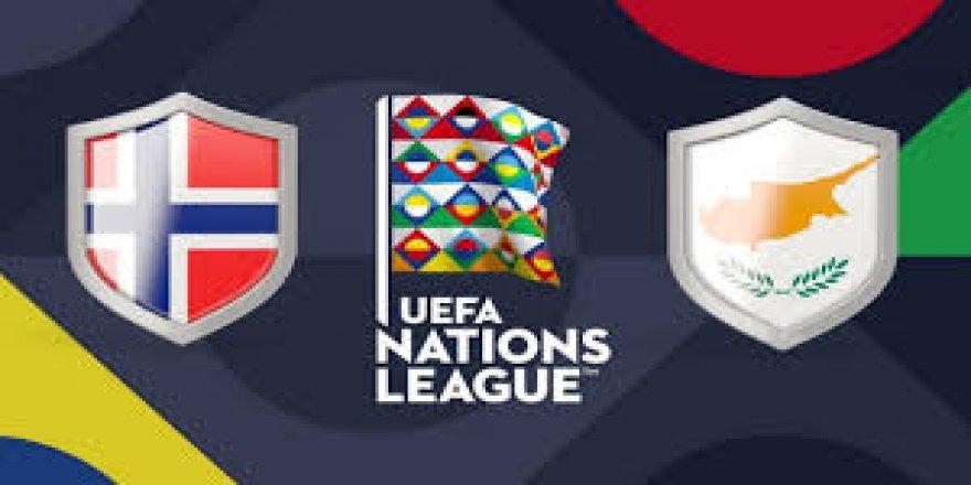 Güney Kıbrıs - Norveç maçı CANLI İZLE (UEFA Uluslar Ligi 19.11.2018)