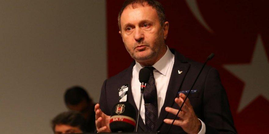 Beşiktaş'ta başkanlığa aday olan Hürser Tekinoktay projelerini anlattı