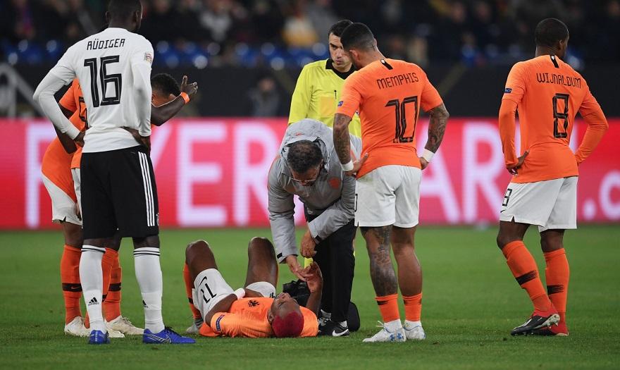 Ryan Babel'in sakatlığında son durum! Kaç hafta yok?