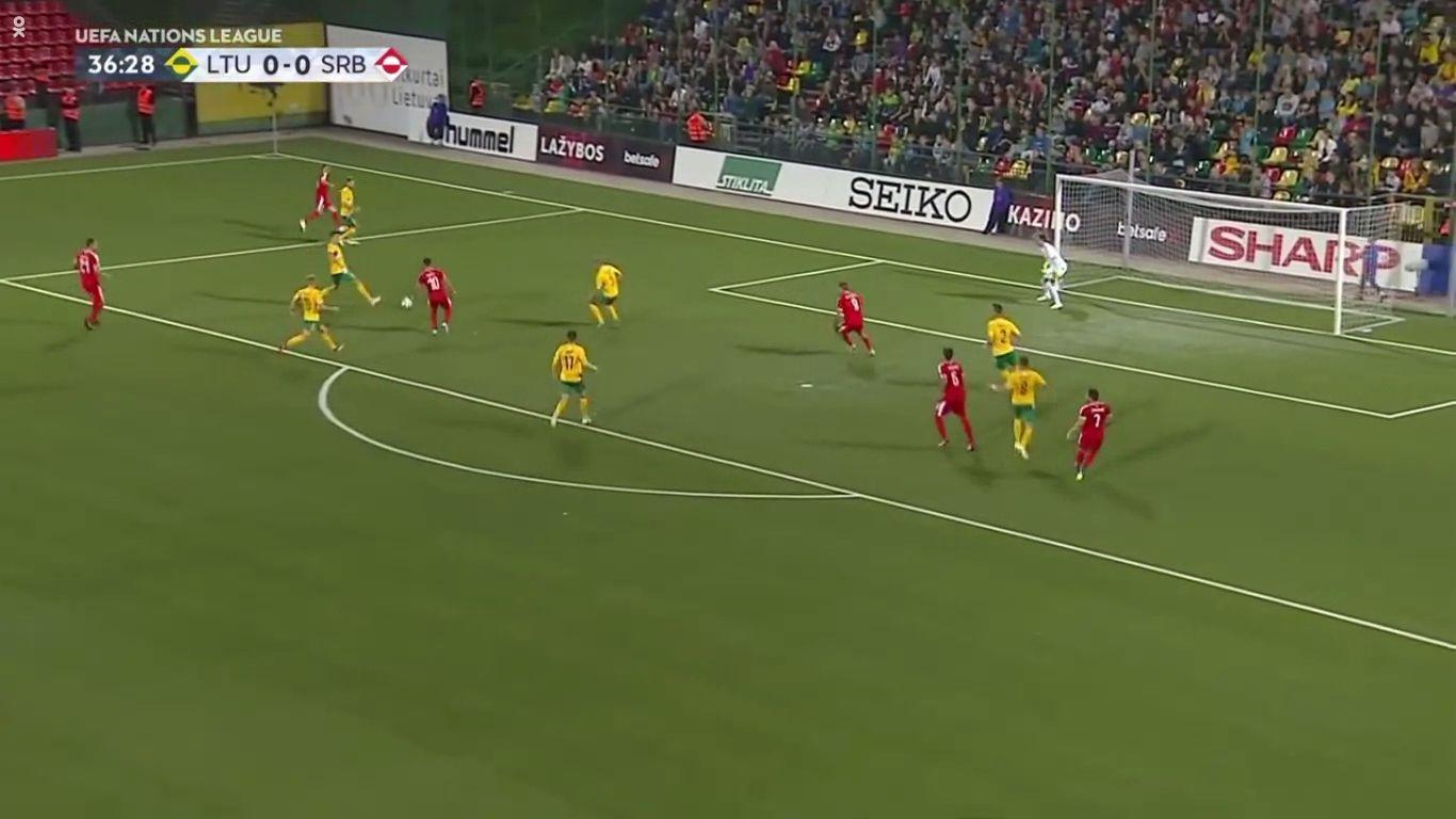Sırbistan - Litvanya maçı CANLI İZLE (UEFA Uluslar Ligi 20.11.2018)