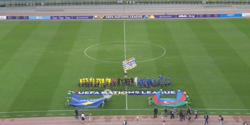 Kosova - Azerbaycan maçı CANLI İZLE (UEFA Uluslar Ligi 20.11.2018)