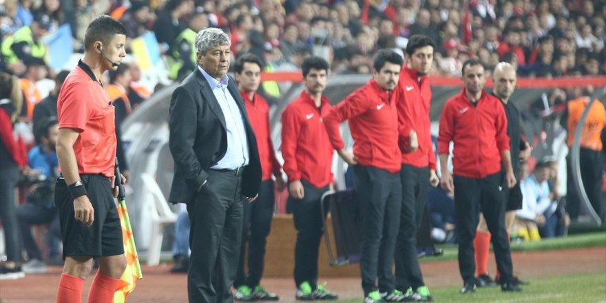 Milli Takım hazırlık maçında berabere kaldı!