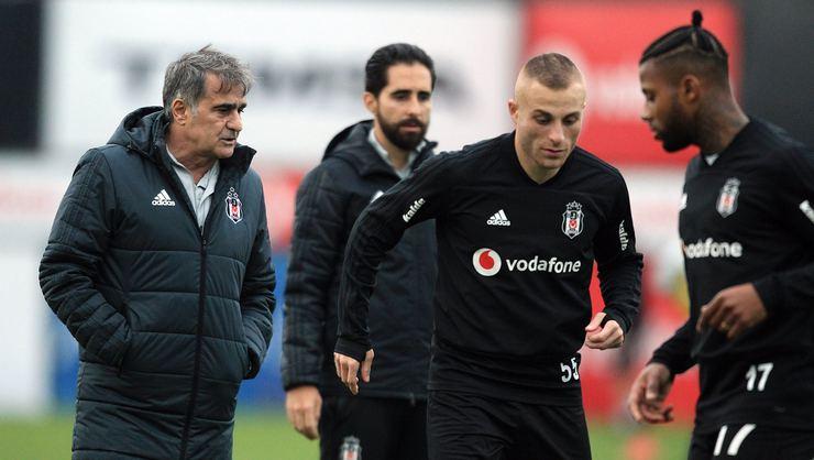 Gökhan Töre Beşiktaş'ı TFF'ye şikayet etti